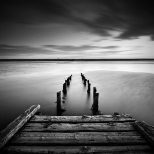 The Jetty BW